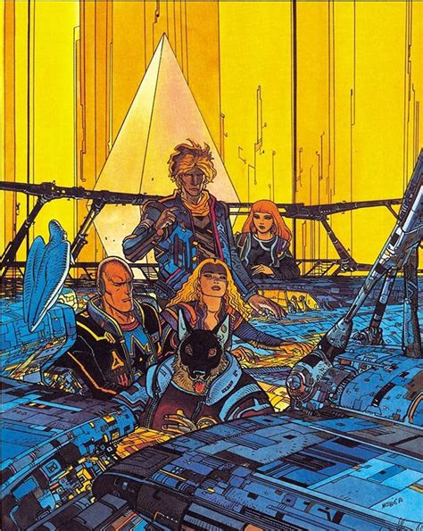 the incal the incal by moebius geeky shite