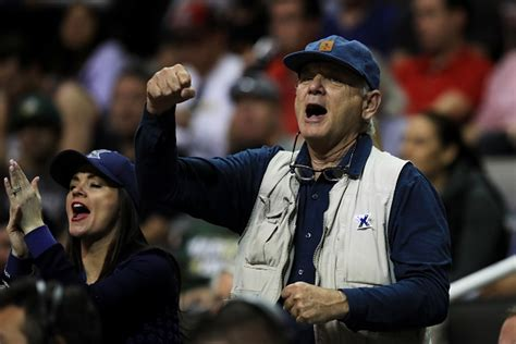 bill murray fan did bill murray go to xavier why is he an xavier fan