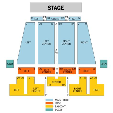 stranahan theatre seating and the beast march 31 tickets toledo stranahan