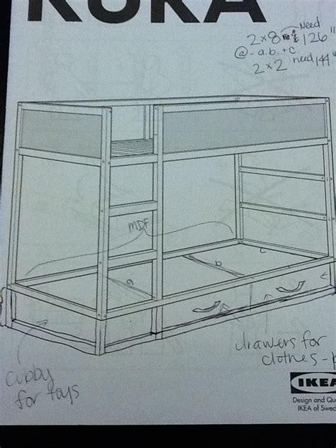 kura bed dimensions 25 best ideas about kura bed on pinterest ikea bunk