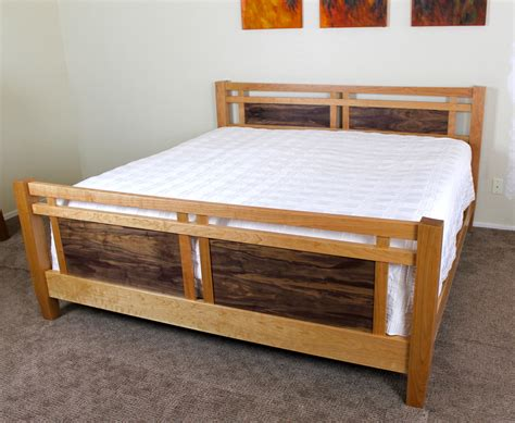 king bed measurements 260 king size bed the wood whisperer