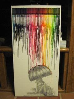 1000 images about construction paper crayon on pinterest 1000 images about crayon drip project auction idea on