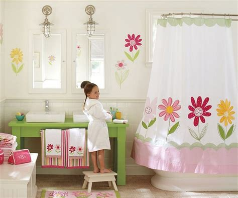 pottery barn kids bathroom ideas colorful and funny kids bathrooms designs