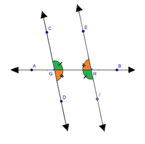 Definition Of Alternate Interior Angles Theorem by Alternate Interior Angles Mathcaptain