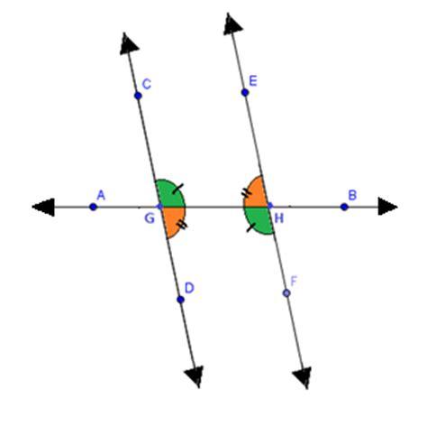 Interior Angle Theorem by Alternate Interior Angles Mathcaptain