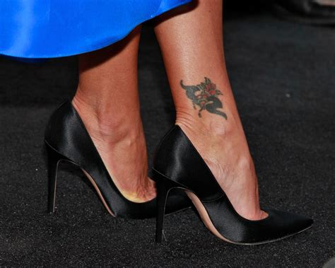 kelly ripa tattoo with tattoos popsugar