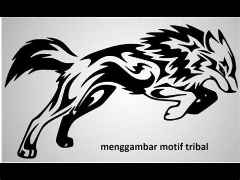 gambar logo kepala serigala keren ala model