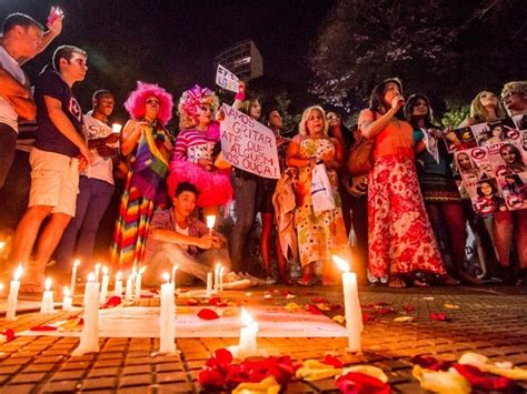 cazuza grupo protesta em sp contra a morte de homossexual