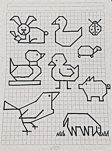 imagenes faciles para dibujar en cuadricula arts4 176 informacionyasmidraquira