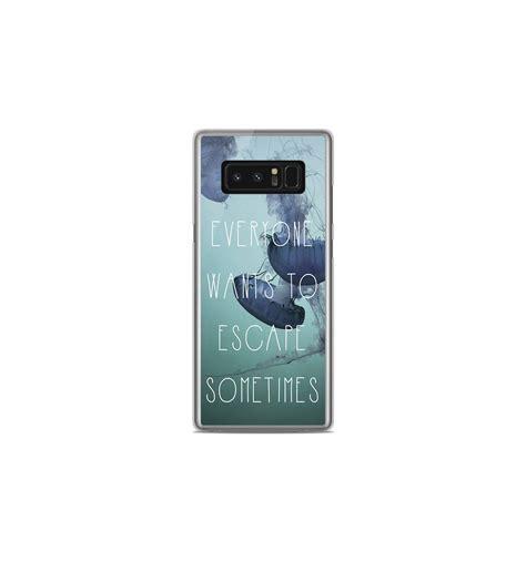 Silicone Samsung Note 8 coque en silicone samsung galaxy note 8 escape