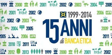popolare etica roma 15 anni di etica risorse concrete per l economia