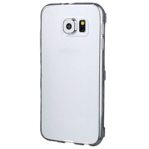 Samsung S6 Flip Transparan Touch Screen samsung galaxy s6 flip tpu transparent