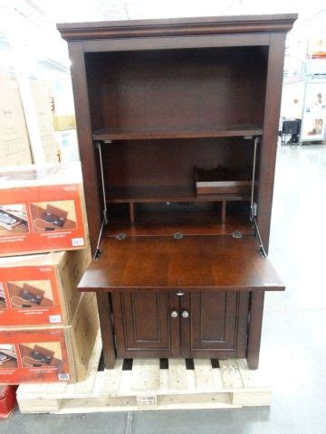 office products ravenna hideaway desk costco