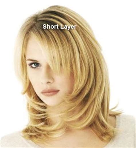 layer short hair | hair style and color for woman