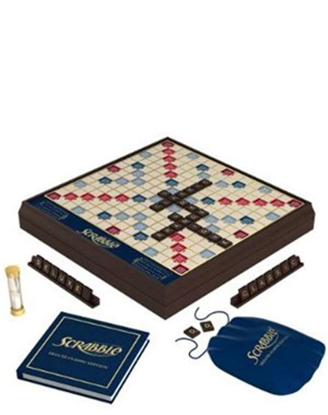 scrabble on sale scrabble deluxe classic edition board scrabble on sale
