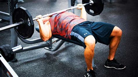5 in 1 bench press tips to increase bench press in your workout everyday