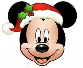 disney minnie mickey christmas printables