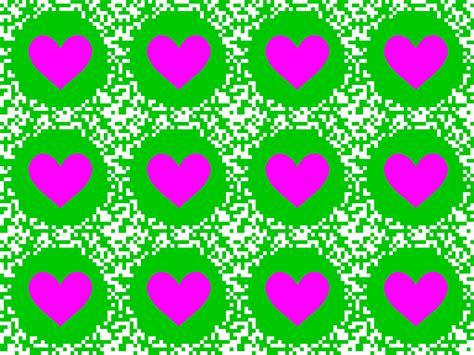 demonstration   fluttering heart illusion