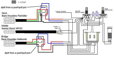ibanez wiring diagram hsh ibanez at100 wiring diagram