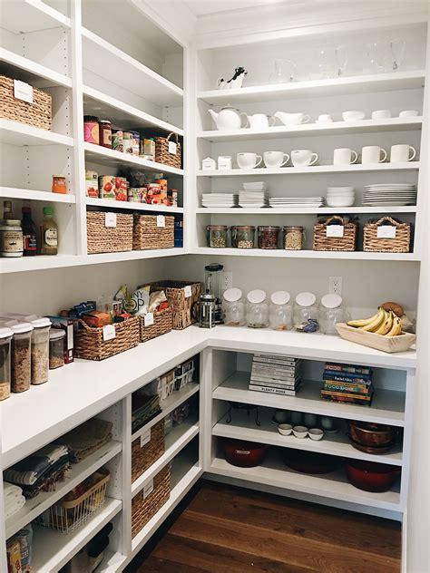 pantry goals  images kitchen pantry design