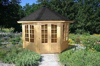 Holz Pavillon Mit Seitenteilen by Holz Pavillon Mit Seitenteilen Kreatives Haus Design