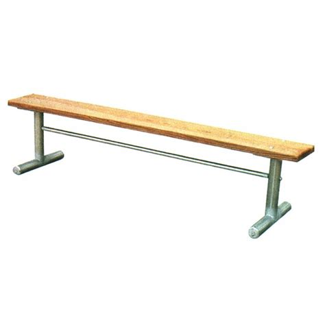 bench without back bench without back 6 foot wooden