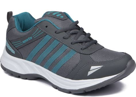 mens sports shoes offer asian running shoes grey green offers discount coupon