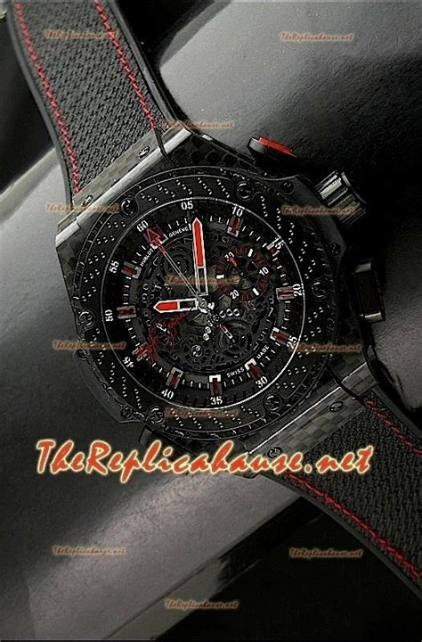 Hublot Big King Power Swiss hublot king power ayrton senna 48mm swiss replica at