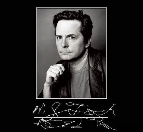 Michael J Fox Memes - michael j fox autograph really funny pictures