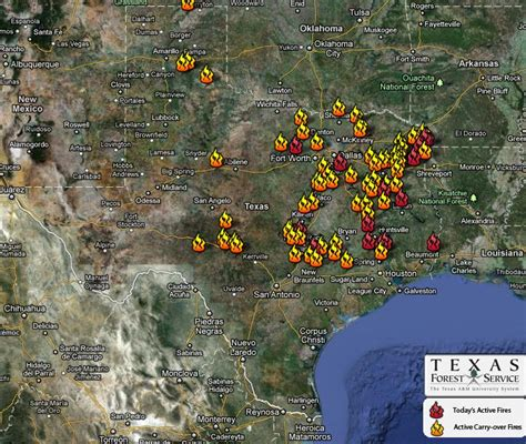 texas wildfire map texas wildfires continue to burn earth earthsky