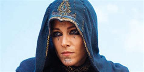 ariane labed assassins creed movie newcomer ariane labed joins assassins creed movie the