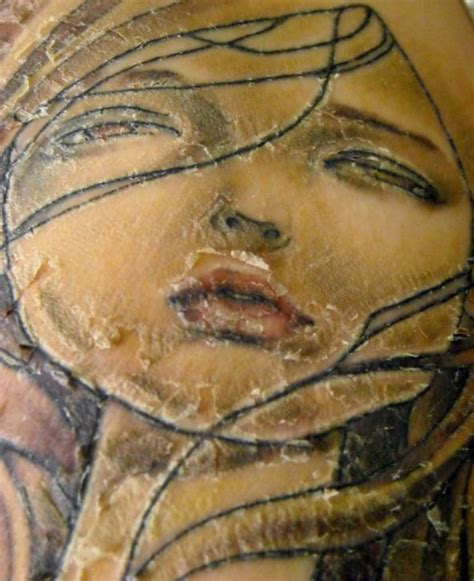 tattoo care during peeling tattoo faq tattoo aftercare and common problems