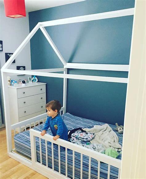 Lit Montessori by Fabriquer Lit Montessori Interesting Des Astuces Pour