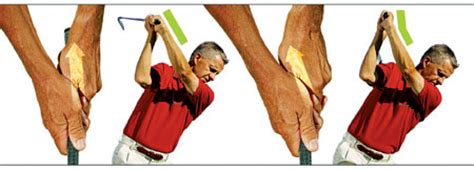 strong grip swing hands on golf tips magazine