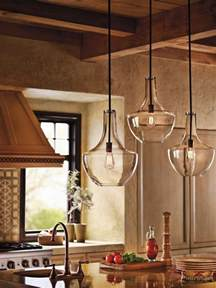 Kitchen Island Lighting Pendants by Kichler Lighting 42046oz Everly Olde Bronze Pendant