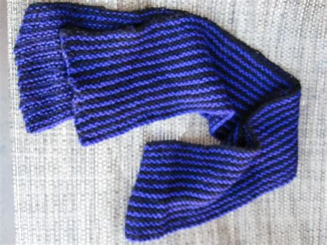 vertical striped scarf knitting pattern vertical striped knit scarf with blue sky alpacas sport