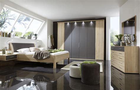 schlafzimmer mit überbau neu k 252 che blau buche