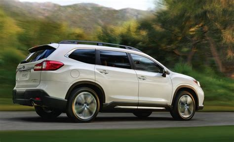 2019 Subaru Outback Redesign by 2019 Subaru Outback Review Features Engine Redesign