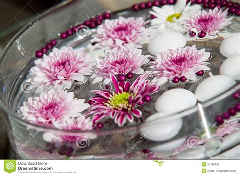 flower decorating tips macro shot of flower table decorations royalty free stock
