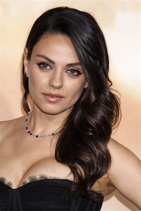 mila kunis hair color the gallery for gt mila kunis hair color