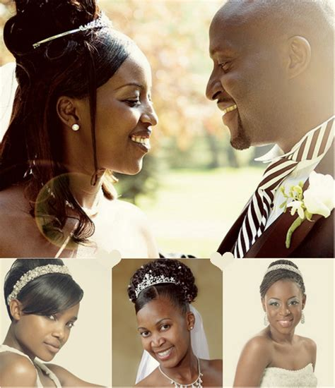 African American Wedding Hairstyles 008   Life n Fashion