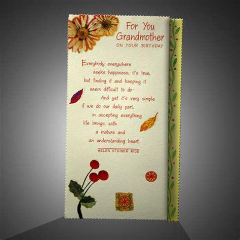 Warm Birthday Greetings for Grandma   Giftsmate