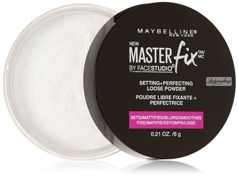 Maybelline Powder maybelline master fix setting perfecting