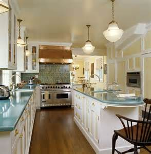 teal countertops home kitchen design