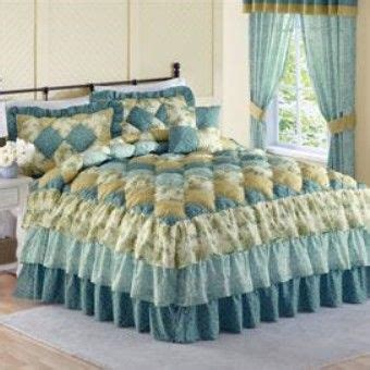 puff bedspreads puff top printed bedspread more from brylanehome check out the great savings on www
