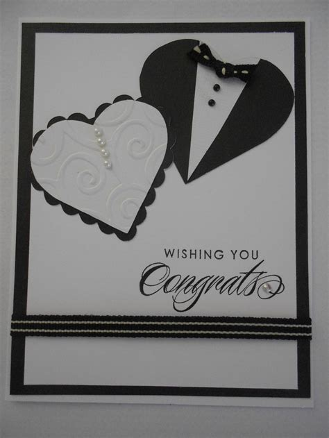 Wedding Anniversary Handmade Cards - 81 best images about wedding cards on