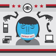 Patriot Act Section 215 by Section 215 Of The Patriot Act