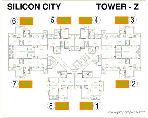 amrapali silicon city floor plan amrapali silicon city sector 76 noida apartment