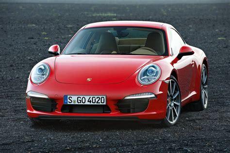 Porsche Typen by Porsche 911 Type 991 Photos