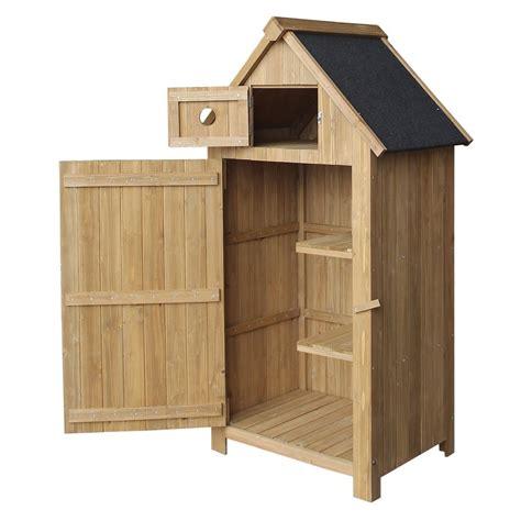 porta attrezzi da giardino in legno casetta porta attrezzi utensili giardino